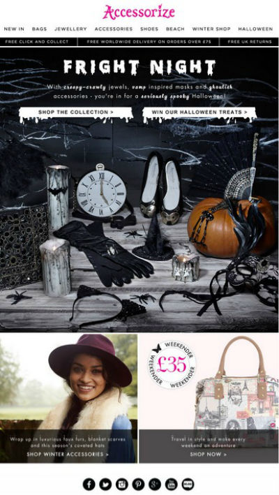 Accessorize halloween email1